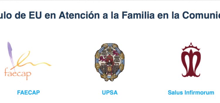 Experto Universitario en Atención a las Familias en la Comunidad, Universidad Pontificia de Salamanca