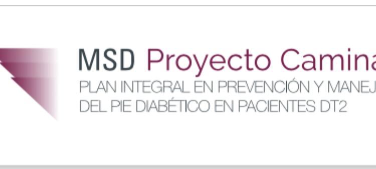 FAECAP ha empezado una colaboracion con el laboratorio MSD en el Proyecto CAMINA