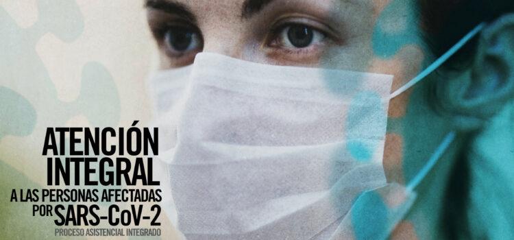 Proceso Asistencial Integrado para la atención a las personas afectadas por SARS-CoV-2